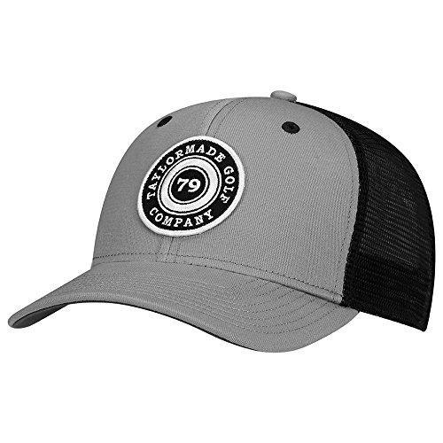 TaylorMade Golf 2017 lifestyle truck hat grey/black