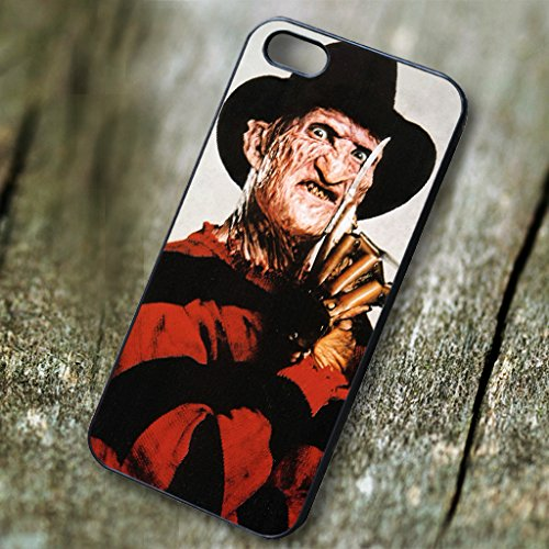 Halloween Freddy Krueger for Iphone 6 and Iphone 6s Case (Halloween Date Usa)