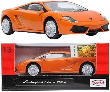 RASTAR LAMBORGHINI REVENTON Gray 1:43 Die-cast CAR minicar Toy