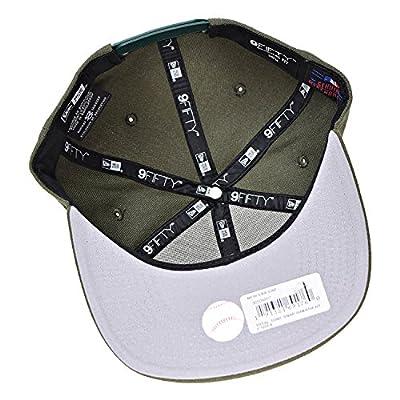 New Era Oakland Athletics Tonal Tone 9Fifty Men's Snapback Hat Cap Green 80509857