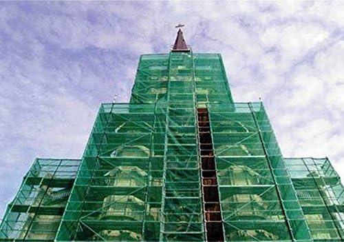 Staubschutznetz Gerüstnetz Staubnetz Netz Gerüstschutznetz 2,57 x 20 m grün