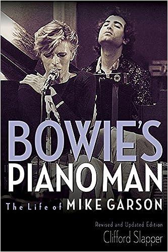 Resultado de imagen de bowie mike garson piano man 2018