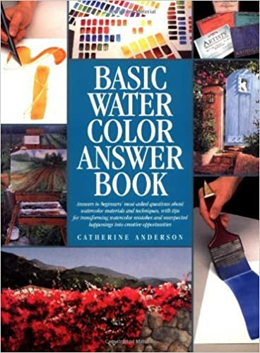 Book Basic Water Color Answer Book by Catherine Anderson (1998-02-03)