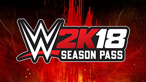 WWE 2K18 Season Pass - Nintendo Switch [Digital Code]