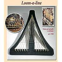 MÉTIER À TISSER-A-LINE RIGGING PLOMBÉE POUR (RAILS) EN BOIS MODÈLE BATEAU CONSTRUCTION