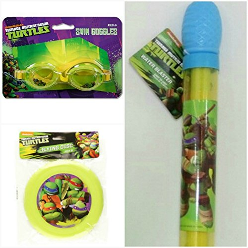 Amazon.com: Teenage Mutant Ninja Turtles Splash set: Toys ...