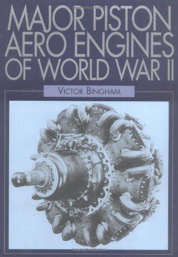 Major Piston Aero Engines of WWII