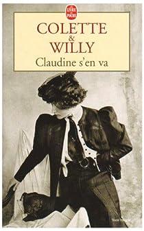 Claudine s'en va par Colette
