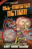 Front cover for the book All-Monster Action! by Cody Goodfellow