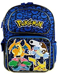 Zoofy Full Size Blue 16 Backpack