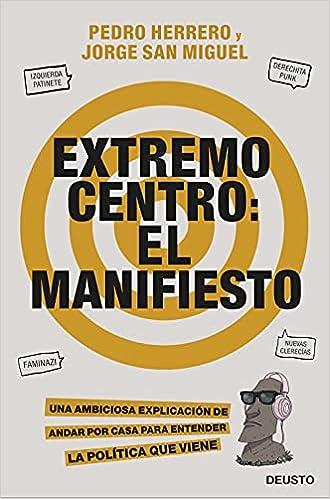 Extremo centro: el manifiesto de Pedro Herrero Mestre y Jorge San Miguel Lobeto