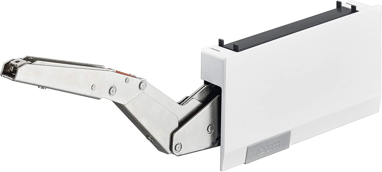 con fissaggio frontale Supporto pieghevole da cucina colore: grigio scuro Gedotec Aventos HK-S 20K2C00.02