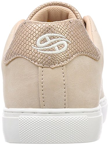 by Rosa Dockers Zapatillas Gerli 760 38pd205 para Mujer Rosa 683760 6w4wASnP