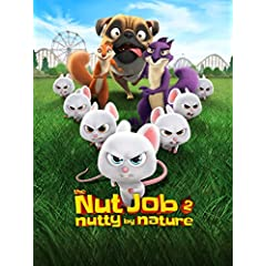 The Nut Job 2: Nutty By Nature on Digital Oct. 31 and on Blu-ray, DVD, and On Demand Nov. 14 from Universal
