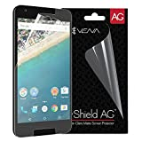 Vena [3-Pack] Nexus 5X Screen Protectors [vShield] [Anti-Glare Matte] Ultra Smooth vShield PET Anti-Scratch Shield Film for Nexus 5X - Lifetime Replacement Warranty