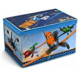 Disney Planes Collapsible Storage Trunk Toy Organizer Box Kids