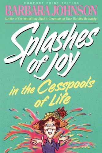 Splashes Cesspools Life Barbara Johnson product image