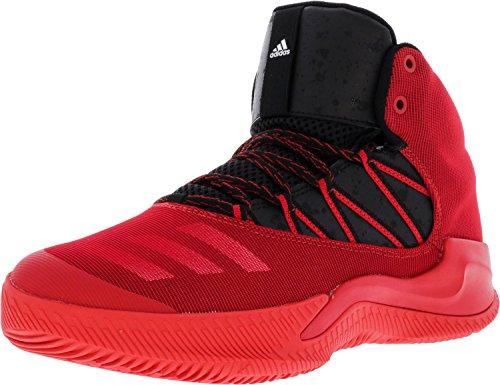 5 Inspired Basketball Shoe, Scarlet/Black/White, 8.5 Medium US ()