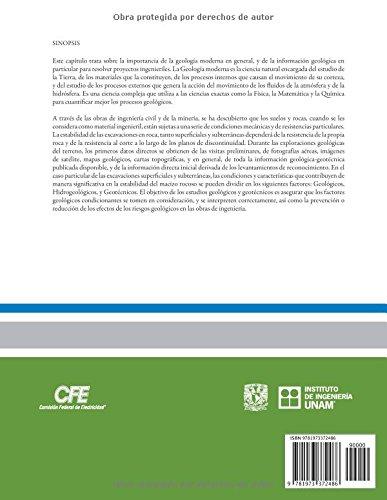 Manual de Diseño de Obras Civiles Cap. B. 1. 1 Información geológica existente: Sección B: Geotecnia Tema 1: Geología: Amazon.es: Ricardo José Padilla y ...
