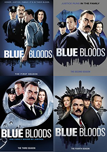 Blue Bloods: Four Season Pack