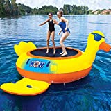 WOW Novelty Water nflatable Bouncer/Floating Platform (Ducky)