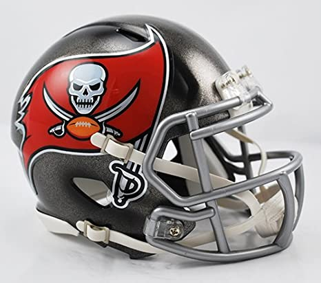4c780e20 Tampa Bay Buccaneers Riddell Revolution Speed Mini Football Helmet