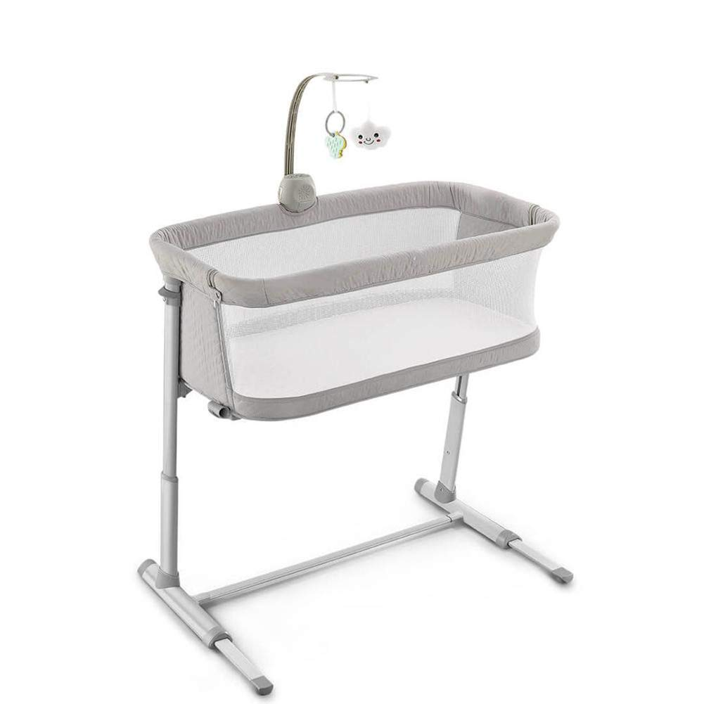 HEEGNPD Xiaomi Baby Care Bed Furniture with Bedbell Portable Infant Travel Sleeper Bed Berth Breathable Folding Cradle Infant Cradle by HEEGNPD