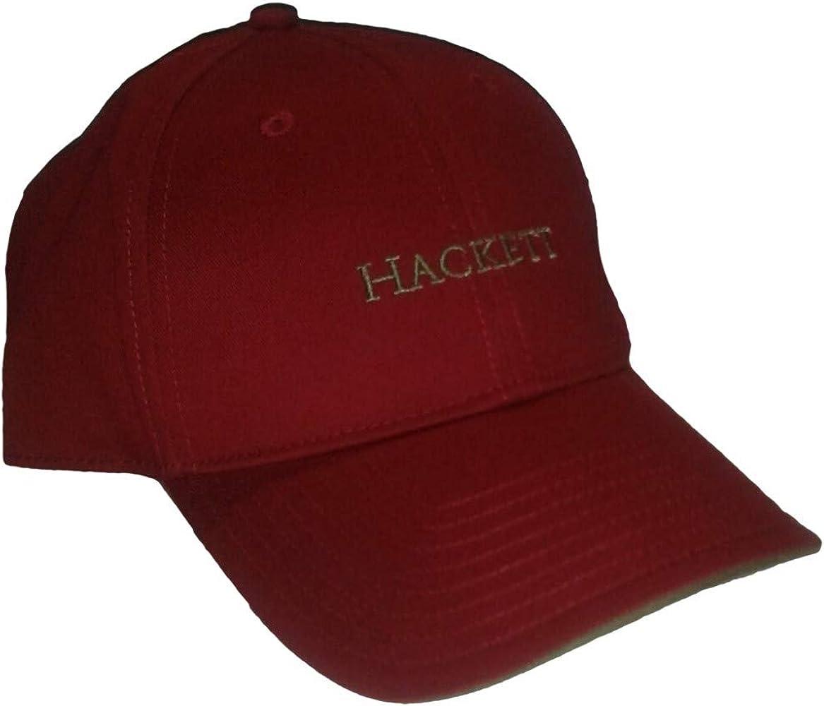Hackett - Gorra Hombre Hackett HM042097 255 Color Rojo - Rojo ...