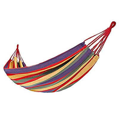 Colorful Relax Sleeping Accessories On the Beach Hanging Tree Portable Bed Maximum 100 - 140kg Suit for Camping, Hiking Outdoor activities, Fishing or evokes your childhood Etc. W/Bag HM14