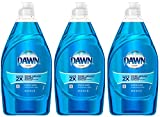 Dawn Dish Soap, Ultra Dishwashing Liquid, Original, 14.6 Ounce, (Pack of 3)
