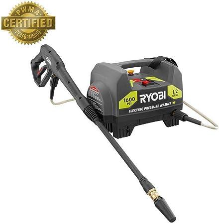 Ryobi 1.2-GPM Electric Pressure Washer