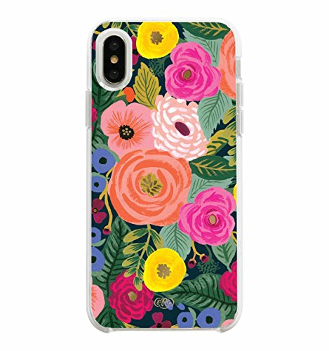 Rifle Paper Co. Compatible with iPhone X and XS from Apple Juliet Rose (Rosa & Co)