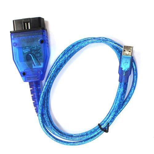 Diagnostics OBDII Interface VAG COM Cable