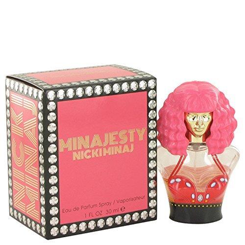 Nicki Minaj Minajesty Eau de Parfum Spray for Women, 1 Ounce