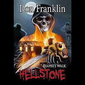 Reaper's Walk: Hellstone Audiobook