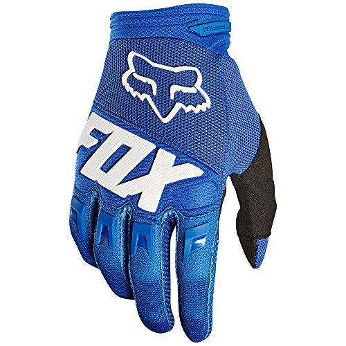 2018 Fox Racing Dirtpaw Race Gloves-Blue-L ()