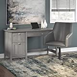Bush Furniture Broadview Computer Desk and Chair