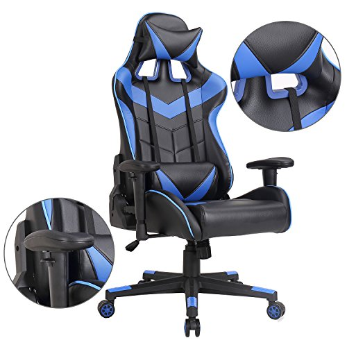 Attirant Racing Chair Swivel Office ...