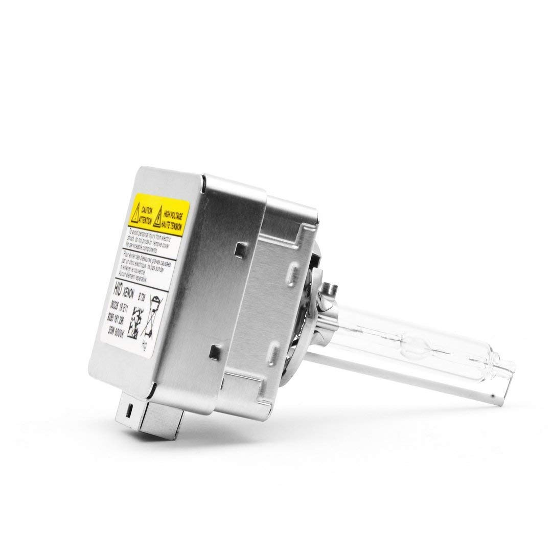 Pack of 2 D4R//D4C xeno Faro Sostituzione Luci 35W 12V 6000K Bianco BEAMTECH D4S HID Lampade