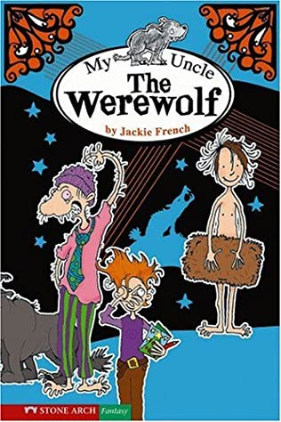 book cover of My Uncle Wal The Werewolf