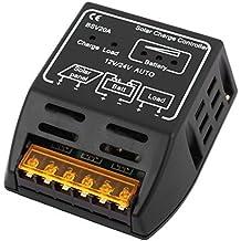 DealMux 20A 12V/24V Solar Charge Controller Solar Panel Battery Regulator Safe Protection