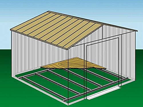Arrow Shed FB5465 Floor Frame Kit for 5'x4' & 6'x5 by Arrow Shed (Image #3)