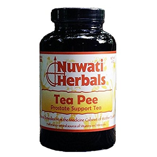 Herbal Remedy Prostate - Nuwati Herbals Tea Pee Herbal Tea - Prostate Support, 4 Ounces