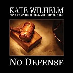 No Defense Audiobook