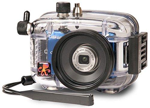 Amazon.com: Ikelite – Carcasa sumergible para cámara Nikon ...