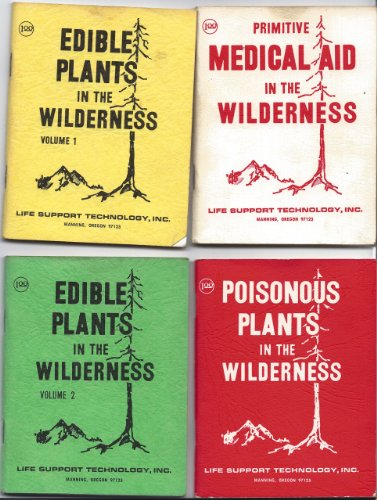Wilderness Pocket 'N' Pak Library (5 Booklets in Plastic Pouch)
