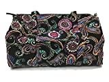 Vera Bradley Small Duffel (Bandana Swirl) For Sale