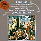 Corigliano: Piano Concerto / Elegy / Tournaments / Fantasia