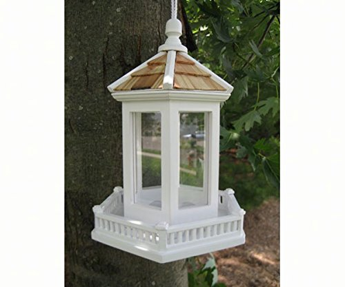 Gazebo Birdfeeder set of 2