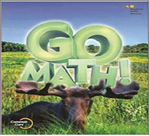 Go Math!: Student Edition Set Grade 3 2015
